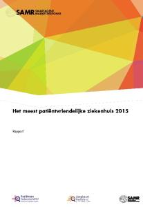 Inhoudsopgave. Inleiding. Conclusie. Resultaten. Colofon In opdracht van: Willem Brethouwer Directeur SAMR