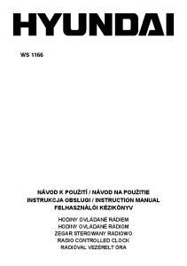 INSTRUCTION MANUAL FELHASZNÁLÓI KÉZIKÖNYV
