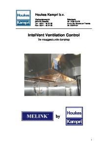IntelVent Ventilation Control