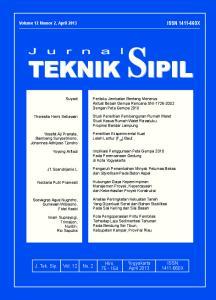 ISSN X. Hlm J. Tek. Sip. Vol. 12 No. 2. Volume 12 Nomor 2, April 2013 ISSN X. Suyadi