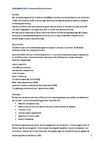 JAARVERSLAG 2014 Cliëntenraad Reinier de Graaf