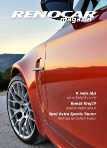Jaro Léto magazín. K nebi blíž Nové BMW 6 cabrio. Tomáš Krejčíř MINI je stejné jako já. Opel Astra Sports Tourer Nádhera na čtyřech kolech
