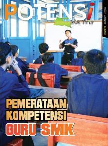 Jawa Timur EDISI 70 OKTOBER 2016 PEMERATAAN KOMPETENSI GURU SMK