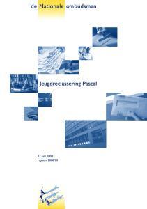 Jeugdreclassering Pascal