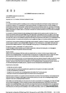 Juridisch informatieportaal Document