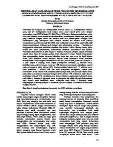 Jurnal Langsat Vol. 3 No. 2 Juli-Desember 2016
