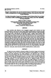 Jurnal Peternakan Indonesia, Juni 2014 Vol. 16 (2) ISSN