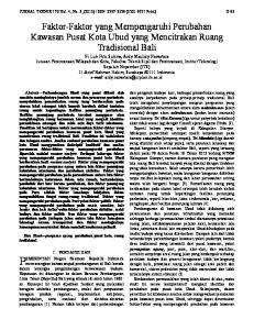JURNAL TEKNIK ITS Vol. 4, No. 2, (2015) ISSN: ( Print) D-95
