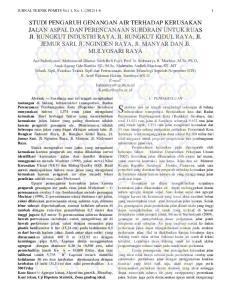 JURNAL TEKNIK POMITS Vol. 1, No. 1, (2012) 1-6 1