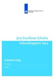 Jury Excellente Scholen