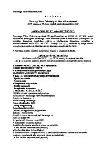 K I V O N A T. Tiszacsege Város Önkormányzat Képviselő-testületének augusztus 21-én megtartott ülésének jegyzőkönyvéből