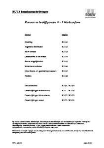 Kantoor- en bedrijfspanden K 2 Marktconform