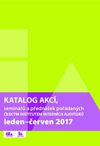 katalog AkCí, seminářů a přednášek pořádaných