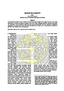 KEJAHATAN ALIENATIF. Oleh: H e r m a n s y a h Fakultas Hukum Universitas Tanjungpura Pontianak