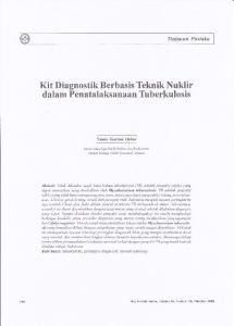 Kit Diagnostik Berbasis Teknik lt{uklir