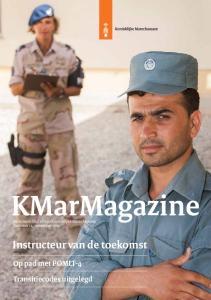KMarMagazine. Instructeur van de toekomst. Op pad met POMLT-4. Transitiecodes uitgelegd