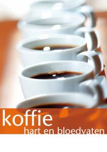 koffie hart en bloedvaten