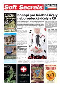 Konopí pro léčebné účely nebo vědecké účely v ČR