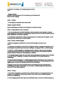 koper: een opdrachtgever die handelt in de uitoefening van een bedrijf of beroep;