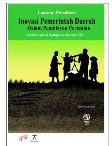 KRKP 2010 Kajian Inovasi Daerah dalam Pembiayaan Sektor Pertanian