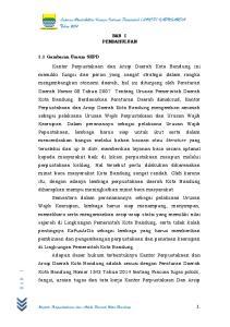 Laporan Akuntabilitas Kinerja Instansi Pemerintah (LAKIP) KAPUSARDA Tahun 2014