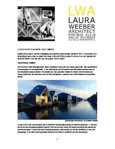 Laura Weeber Architect