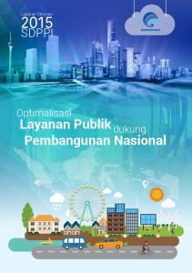 Layanan Publik dukung Pembangunan Nasional