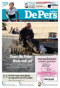 Lees De Pers met PressReader Download PressReader en lees de krant op tablets en smartphones gratis (registratie verplicht) PressReader.com