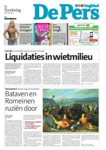 Liquidaties in wietmilieu