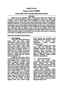 M Jurusan Fisika, FMIPA Universitas Sebelas Maret Surakarta