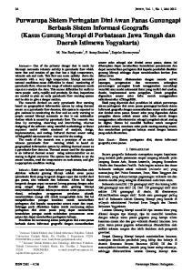 M. Nur Budiyanto 1, P. Insap Santosa 2, Sujoko Sumaryono JNTETI, Vol. 1, No. 1, Mei 2012