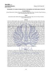 MATHunesa Jurnal Ilmiah Matematika Volume 3 No.6 Tahun 2017 ISSN