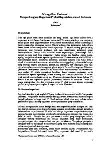 Meneguhkan Eksistensi: Mengembangkan Organisasi Profesi Kepustakawanan di Indonesia