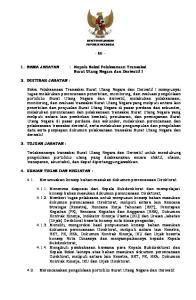 MENTERI KEUANGAN REPUBLIK INDONESIA