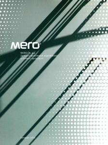 MERO ČR, a.s. Zpráva o společenské odpovědnosti a činnosti společnosti