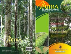 MITRA HUTAN TANAMAN Vol. 5 No. 2, Agustus 2010