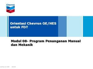 Modul 08- Program Penanganan Manual dan Mekanik