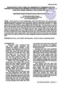 Mutammimah Finnajah, Eko Setyadi Kurniawan, Siska Desy Fatmaryanti