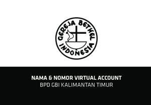 NAMA & NOMOR VIRTUAL ACCOUNT BPD GBI KALIMANTAN TIMUR