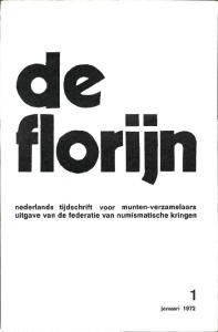 nederlands tijdschrift voor munten-verzamelaars uitgave van de federatie van numismatische kringen