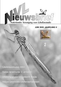 Nederlandse Vereniging voor Libellenstudie