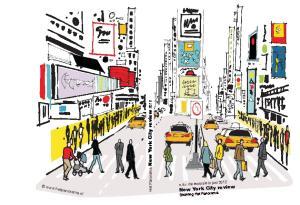 New York City review. Het Panorama n.a.v. de excursie in New York City re. Stichting Het Panora
