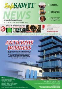 NEWS. 4 3 Tantangan.  Vol 2 No. 32 Edisi Oktober VERSI DIGITAL Untuk Berlangganan dan pemasangan iklan, Hubungi :