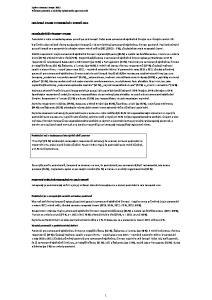 NEZÁVISLÁ STUDIE O PODNIKÁNÍ V EVROPĚ 2012
