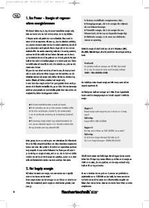 NL 1. Eco Power Energie uit regeneratieve