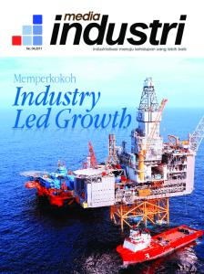 No Memperkokoh. Industry Led Growth