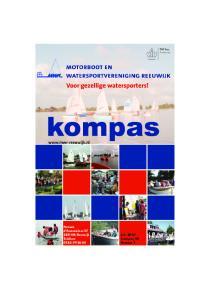 Notaris d Aumerielaan HS Reeuwijk Telefoon Juli 2010 Jaargang 40 Nummer 7