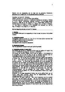 Notulen van de vergadering van de raad van de gemeente Eemsmond, gehouden op 22 maart 2007 in het gemeentehuis te Uithuizen