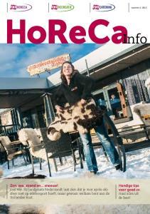 nummer 2, 2013 HoReCaInfo
