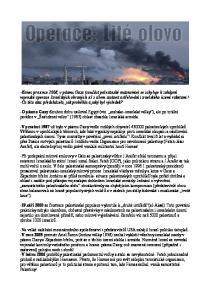 O pásmo Gazy V prosinci září 2000 V roce 2005 V lednu 2006